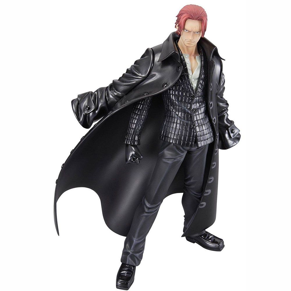 MEGAHOUSE EXCELLENT MODEL SHANKS STRONG POP One Piece