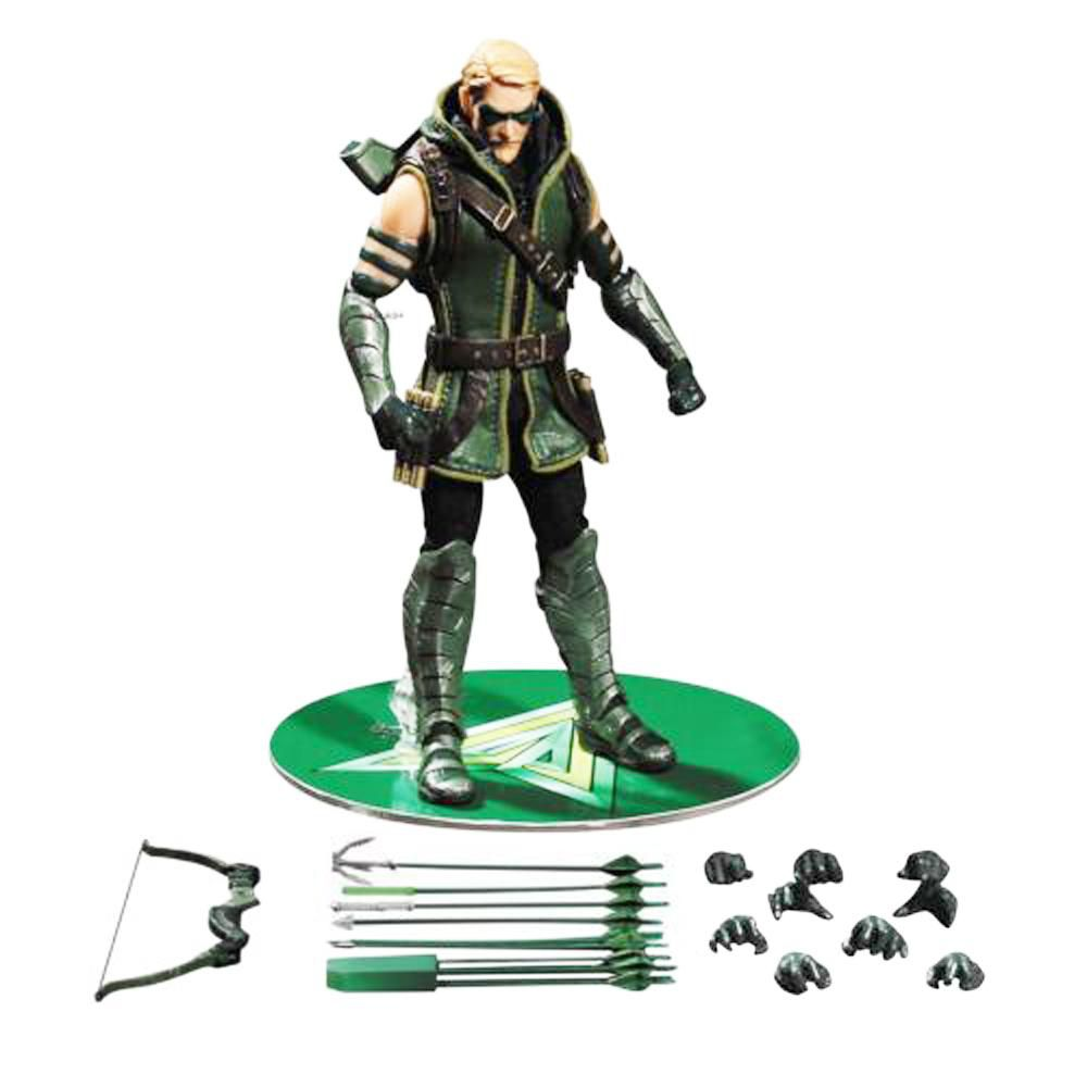 MEZCO ONE:12 COLLECTIVE GREEN ARROW - ARQUEIRO VERDE