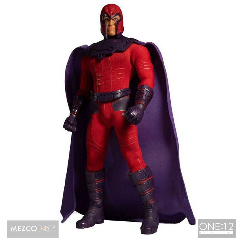 MEZCO TOYZ One 12 Magneto X-MEN MARVEL