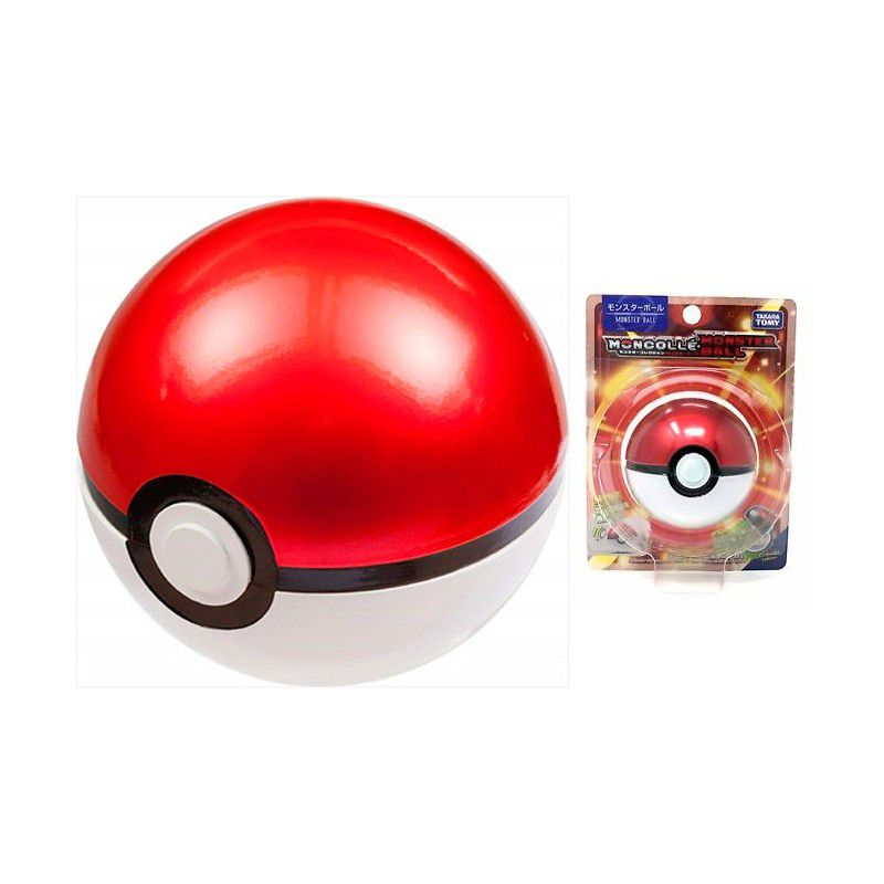 MONCOLLE MONSTER BALL POKEBOLA POKEBALL