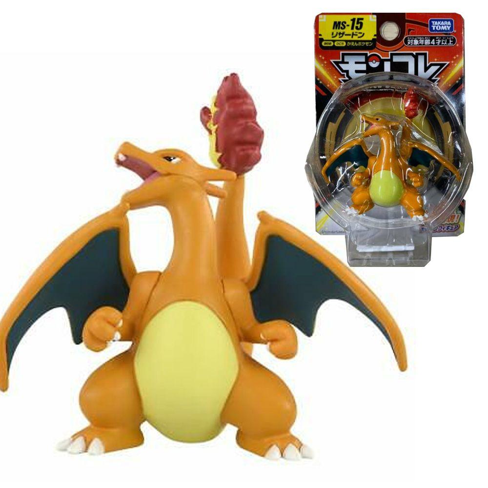 Moncolle Monster Collection Pokemon Charizard Takara Tomy
