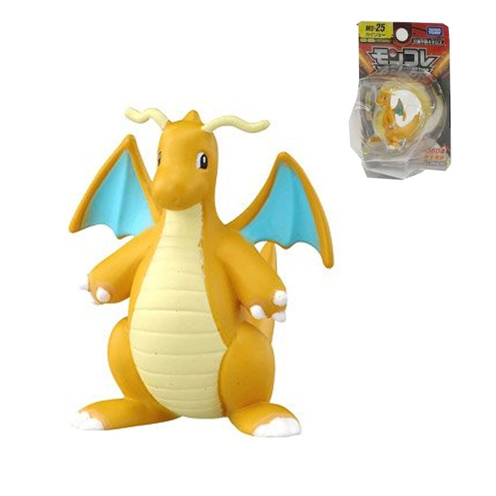 Moncolle Monster Collection Pokemon Dragonite Takara Tomy
