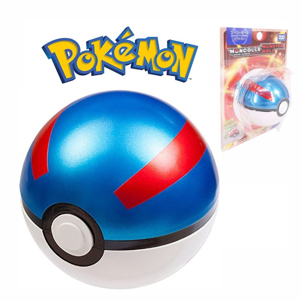Moncolle Monster Super Ball Pokemon Pokebola Takara Tomy