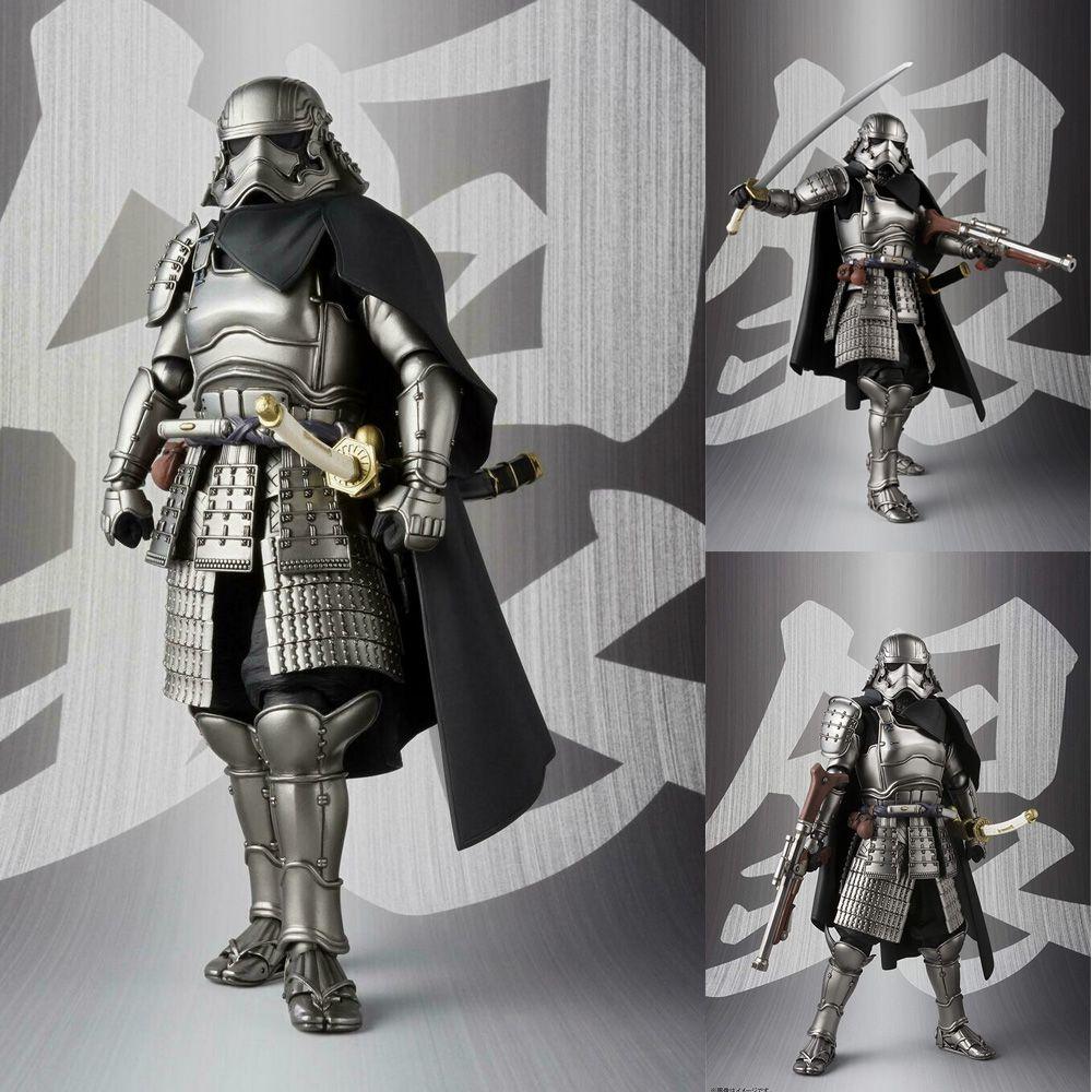 MOVIE REALIZATION Captain Phasma Ashigaru Taisho Star Wars