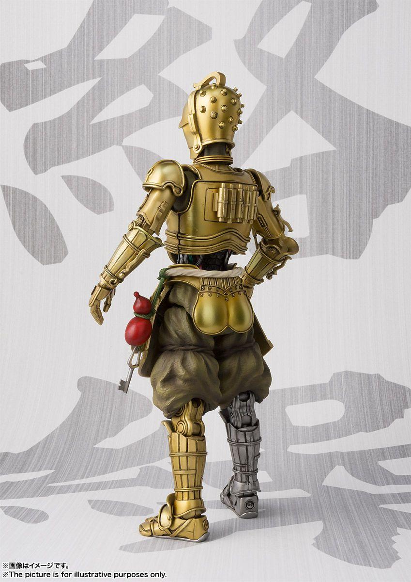 MOVIE REALIZATION Star Wars C 3PO Meisho Ronin Bandai C3-PO