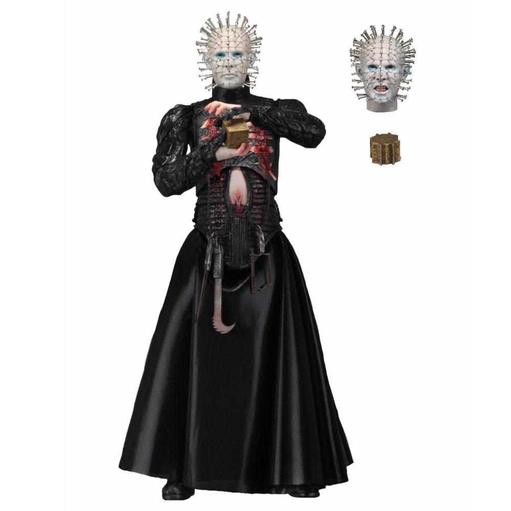 NECA HELLRAISER PINHEAD ULTIMATE 7IN