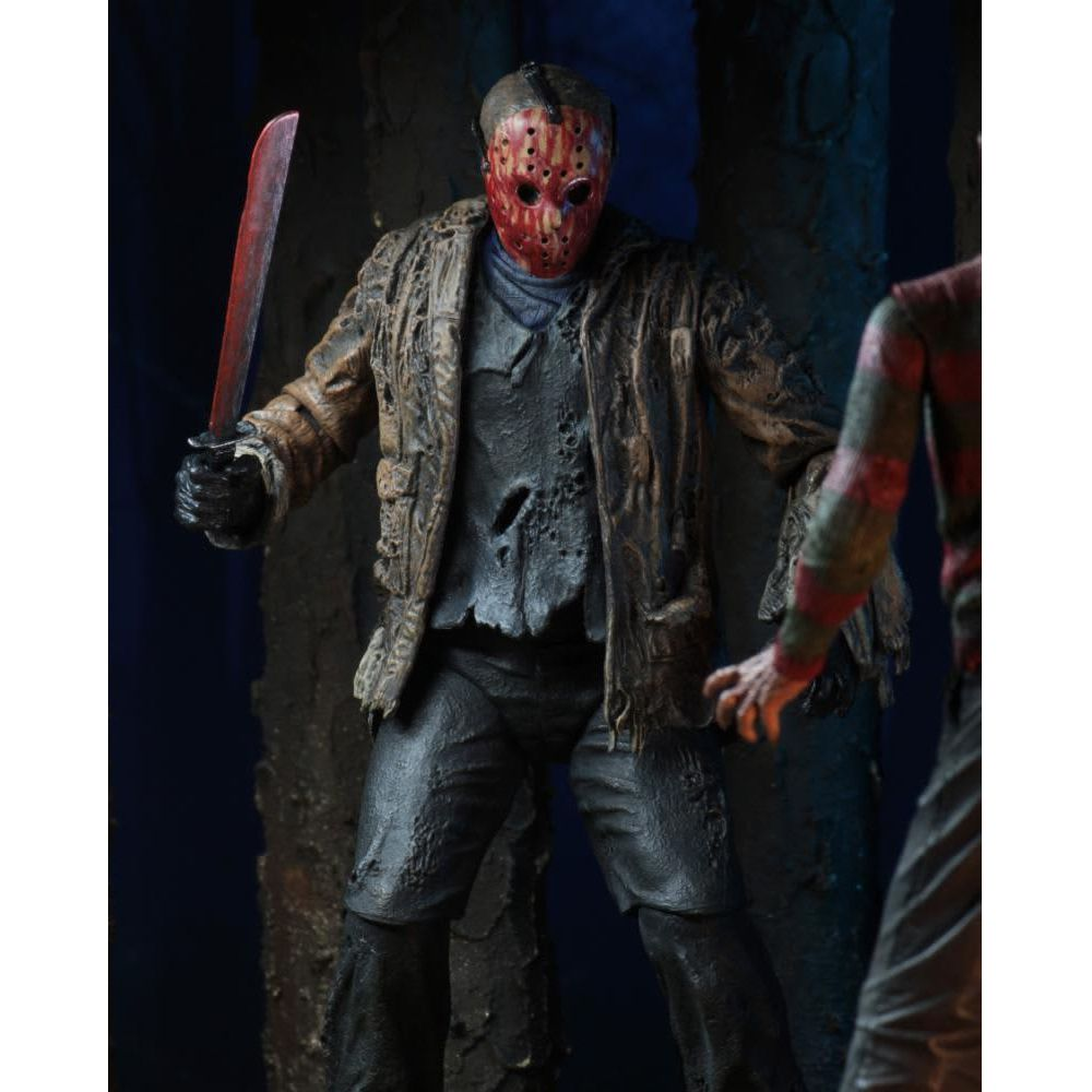 Neca Jason Freddy Vs. Jason Action Figure