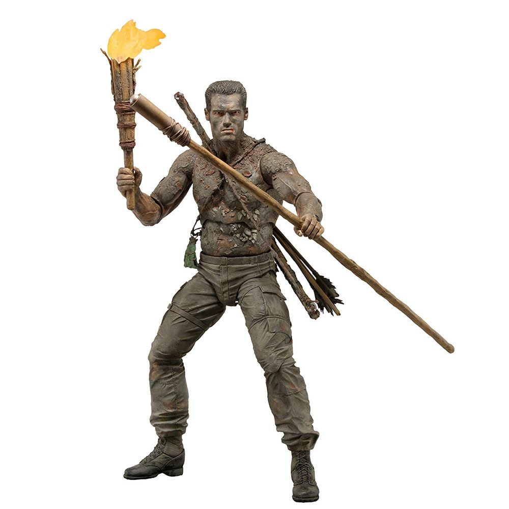 NECA PREDATOR DISGUISE DUTCH