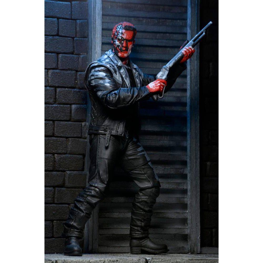 Neca Terminator 2 T-800 (Video Game ver) Action Figure