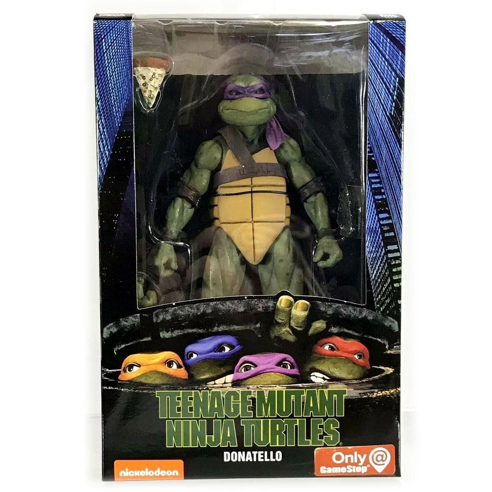 Neca TMNT Donatello 1990 Movie Action Figure