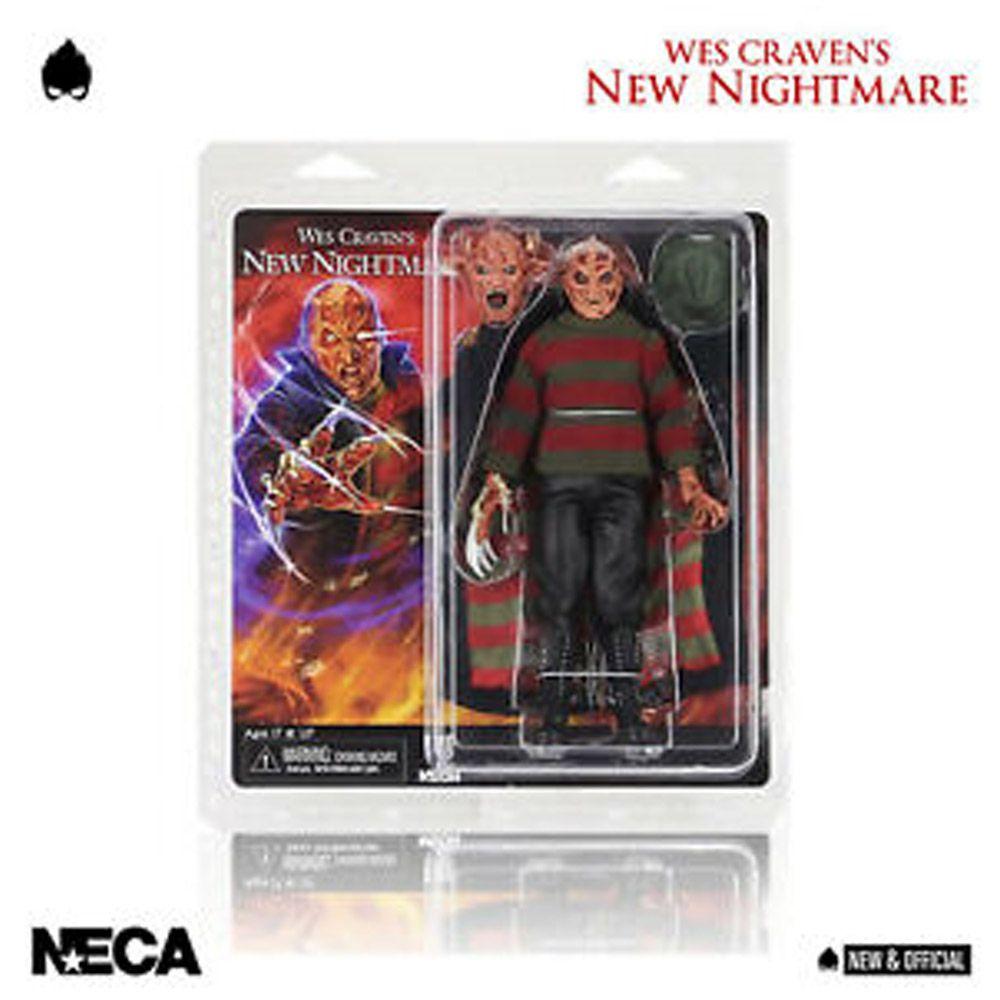 Neca Wes Cravens New Nightmare Freddy Action Figure