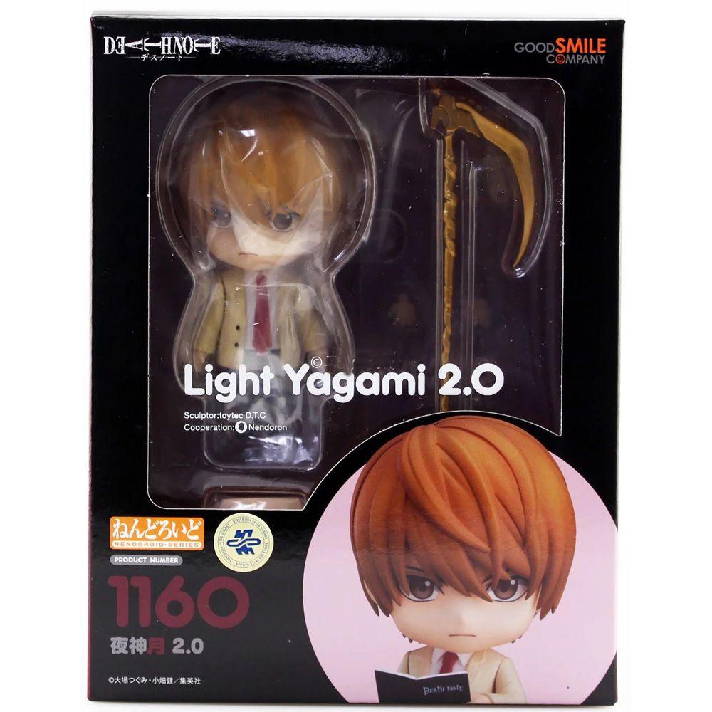 NENDOROID 1160 DEATH NOTE LIGHT YAGAMI 2.0