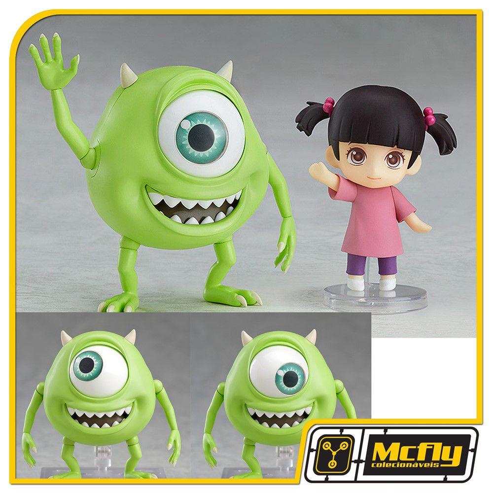 NENDOROID 921 MIKE E BOO MONSTROS SA