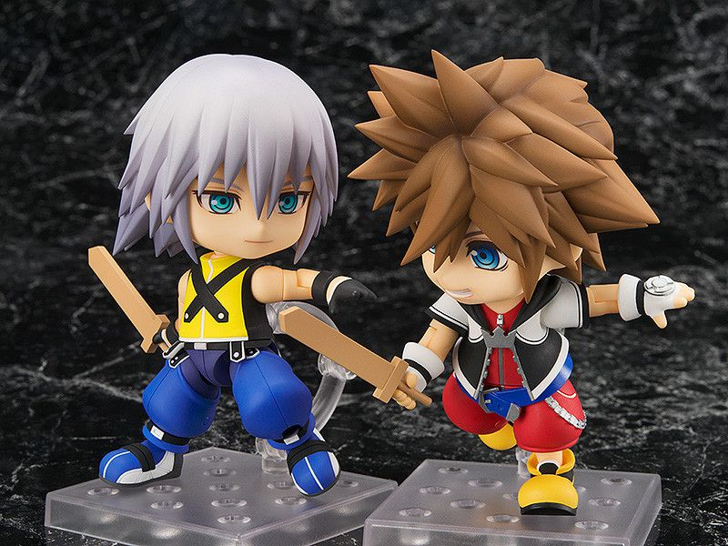 Nendoroid 984 Riku Kingdom Hearts Action Figure