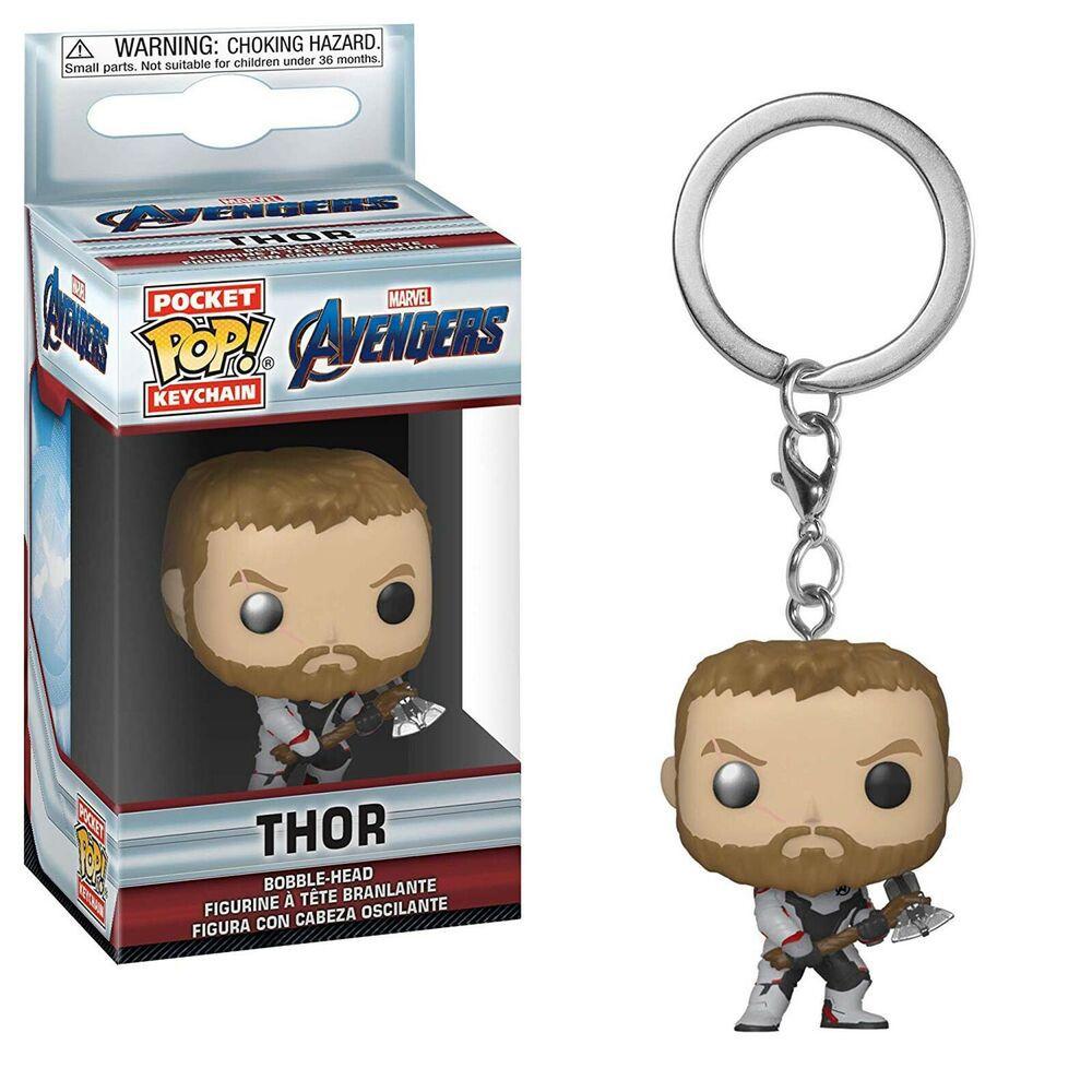 POCKET POP KEYCHAIN CHAVEIRO FUNKO Avengers Endgame Thor
