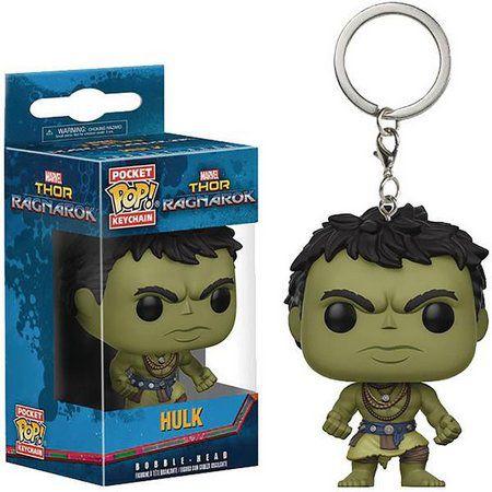 POCKET POP KEYCHAIN CHAVEIRO FUNKO Thor Ragnarok Hulk