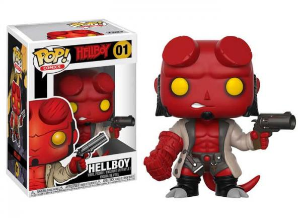 POP FUNKO 01 HELLBOY
