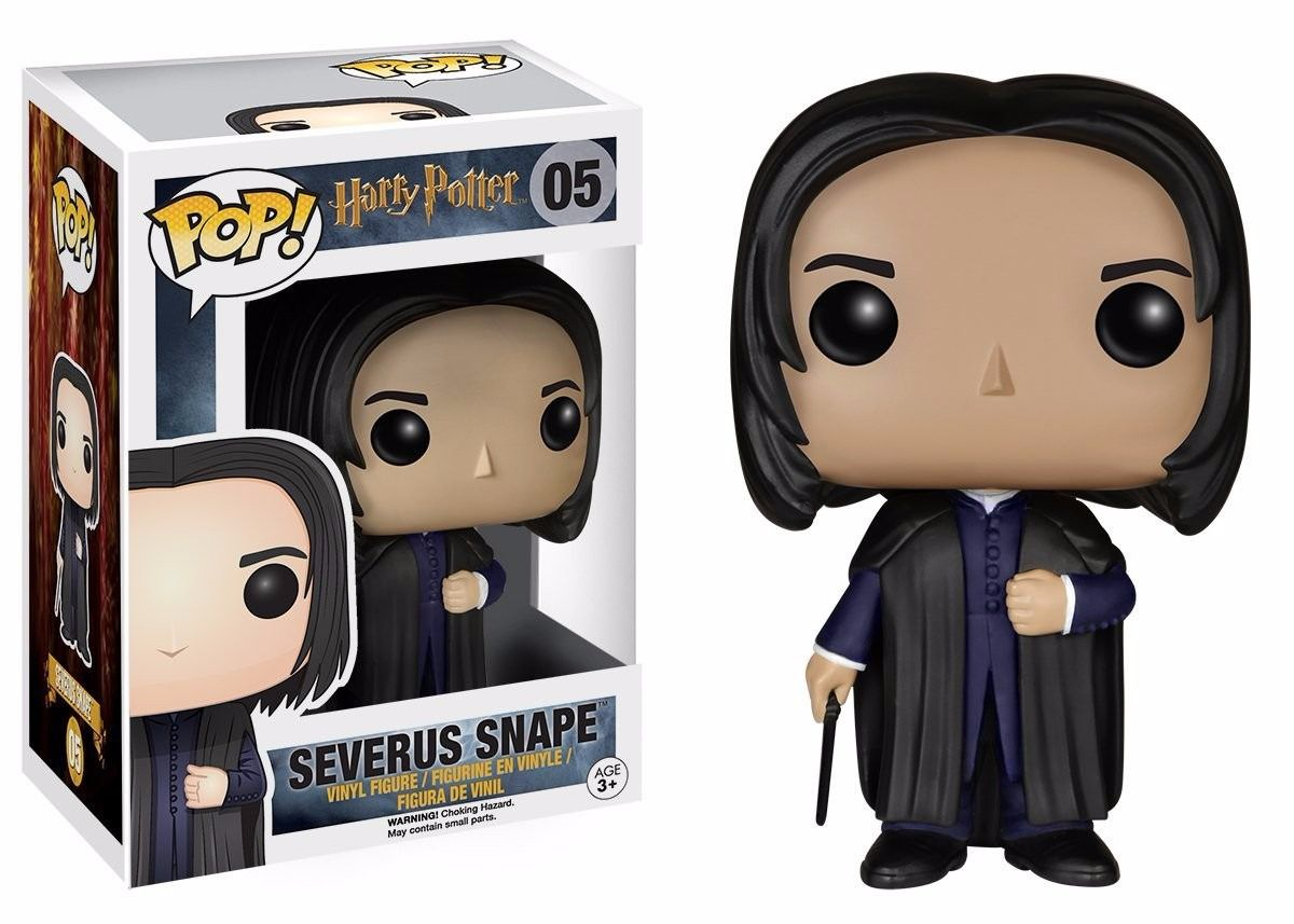 POP FUNKO 05 SEVERUS SNAPE HARRY POTTER