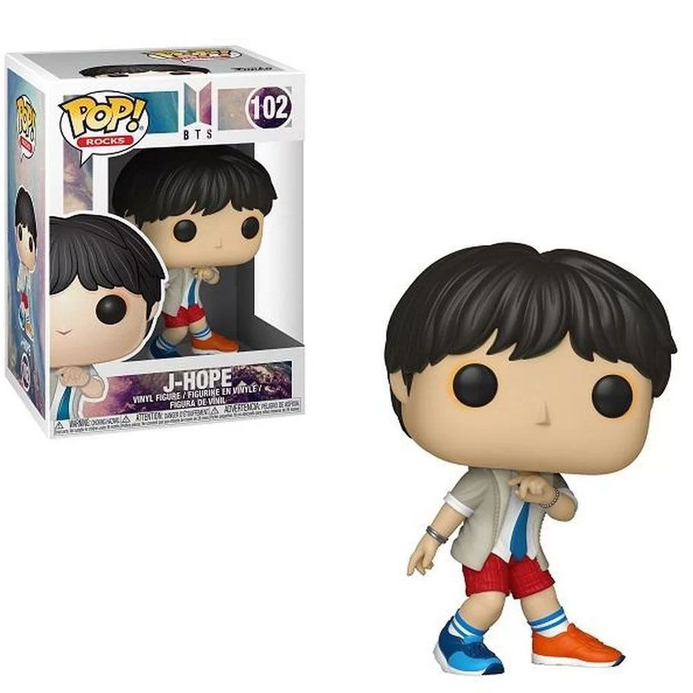 POP FUNKO 102 J-HOPE BTS