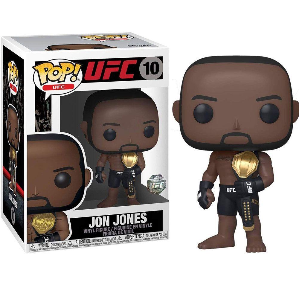 POP FUNKO 10 JON JONES UFC