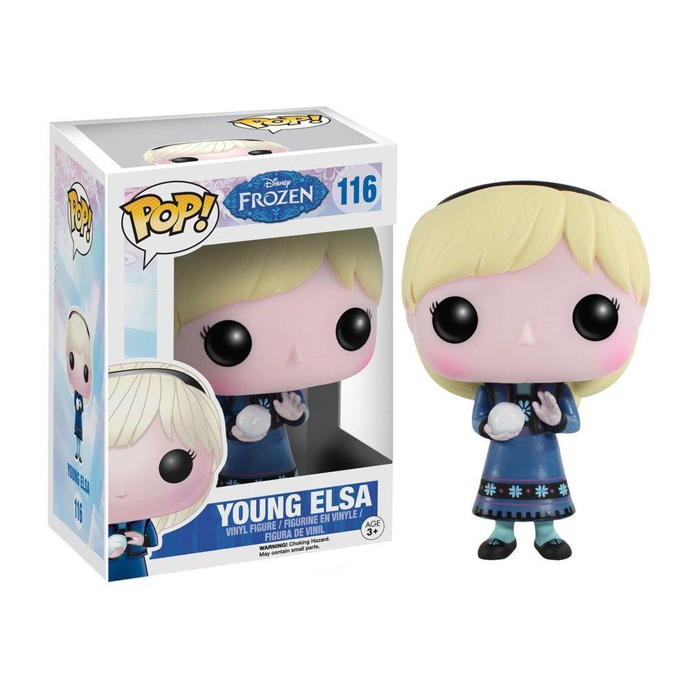 POP FUNKO 116 YOUNG ELSA