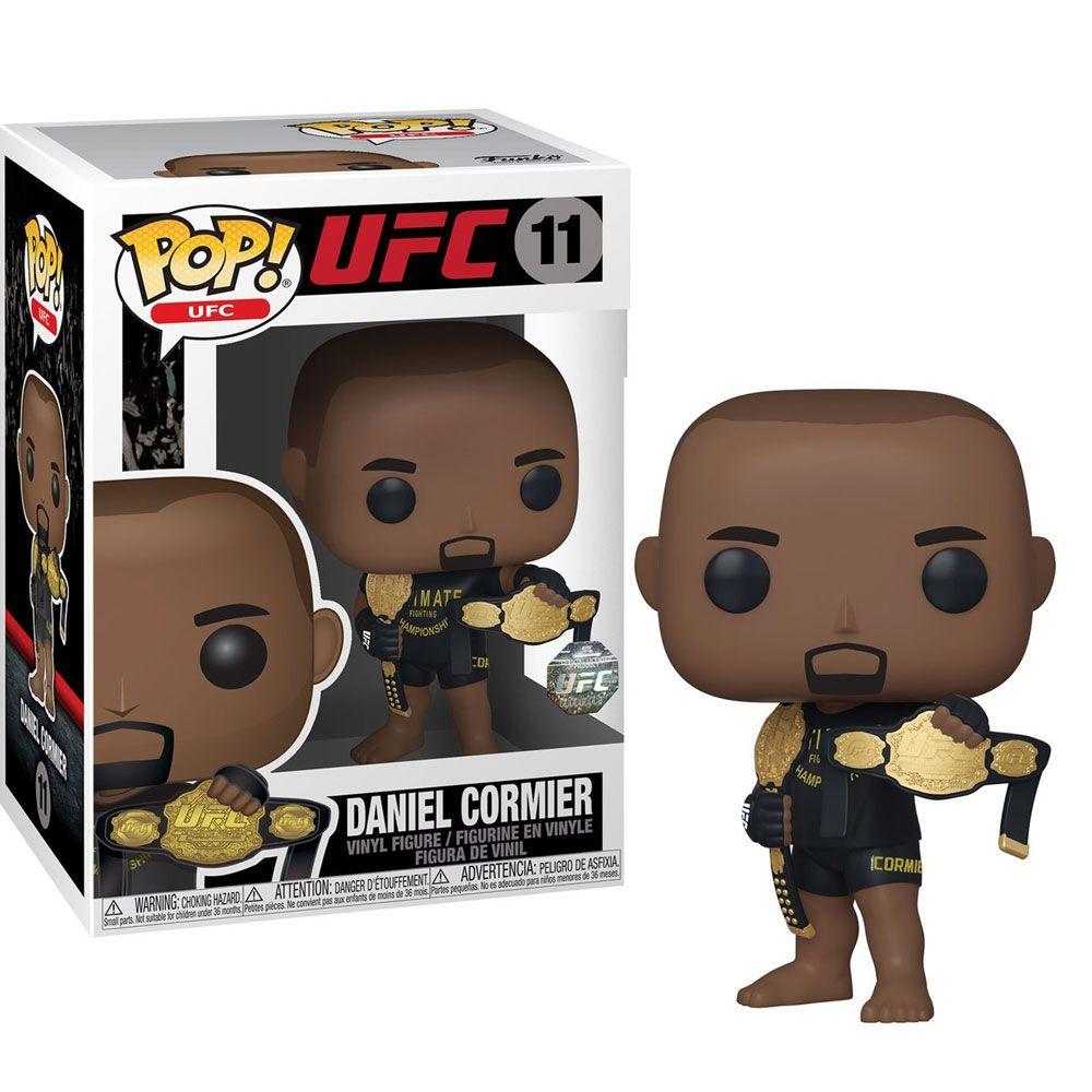 POP FUNKO 11 DANIEL CORMIER UFC