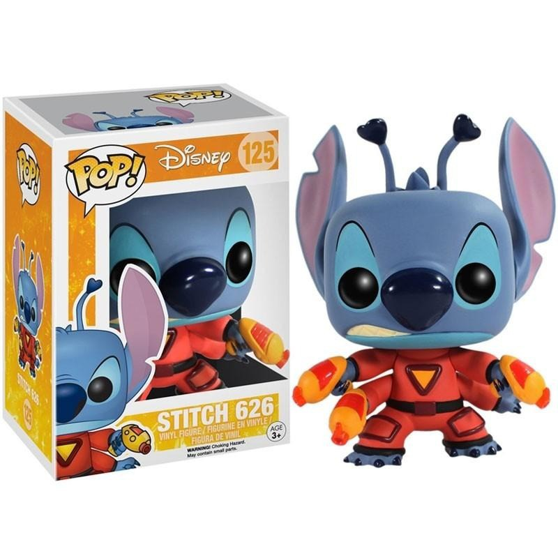POP FUNKO 125 STITCH 626 DISNEY