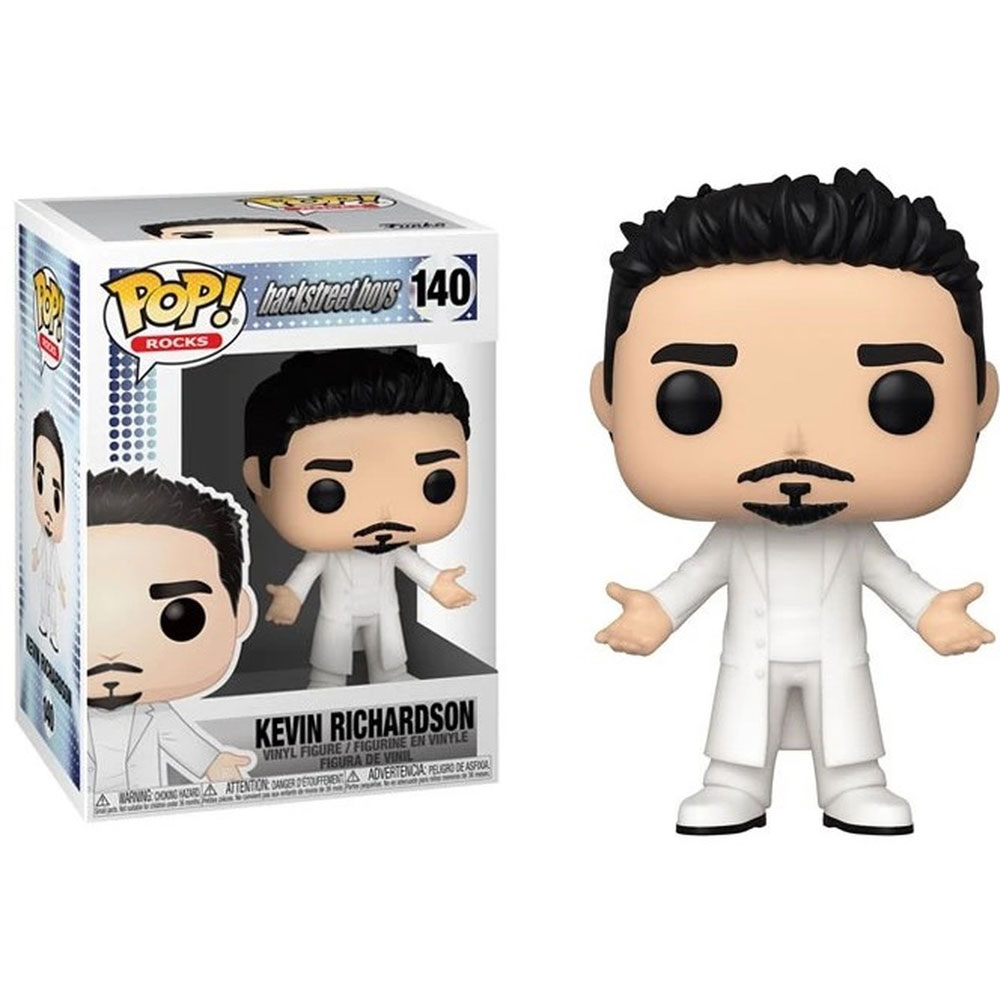 POP FUNKO 140 KEVIN RICHARDSON BACKSTREET BOYS