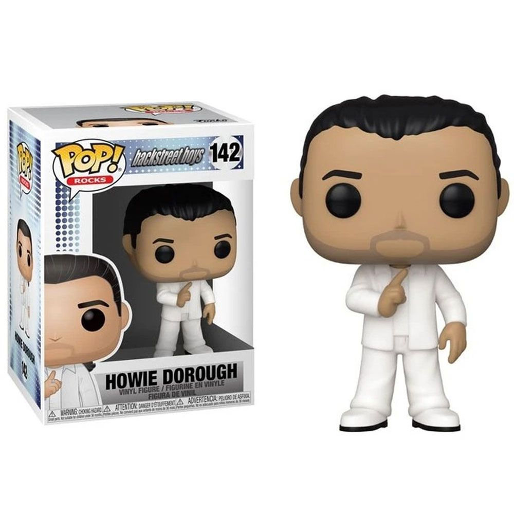 POP FUNKO 142 HOWIE DOROUGH BACKSTREET BOYS
