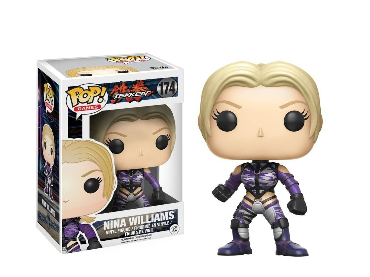 POP FUNKO 174 NINA WILLIAMS TEKKEN