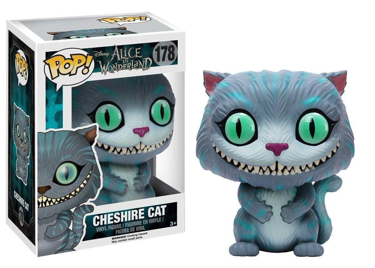 POP FUNKO 178 CHESHIRE CAT ALICE WONDERLAND