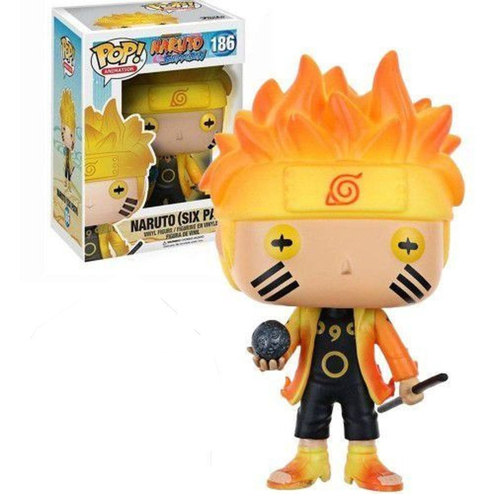 POP FUNKO 186 NARUTO (SIX PATH) SHIPPUDEN