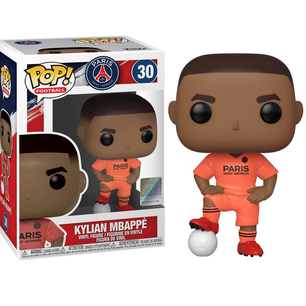 POP FUNKO 30 KYLIAN MBAPPE PARIS SINT GERMAIN