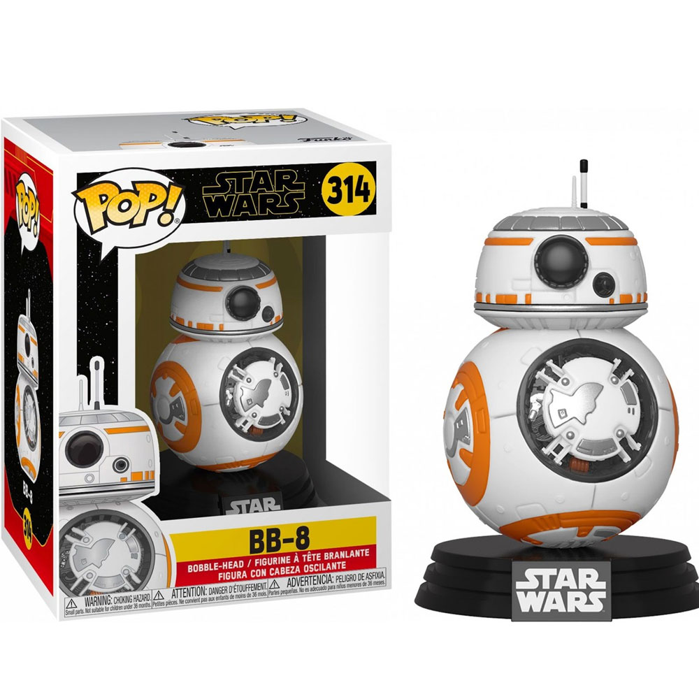 POP FUNKO 314 BB-8 STAR WARS