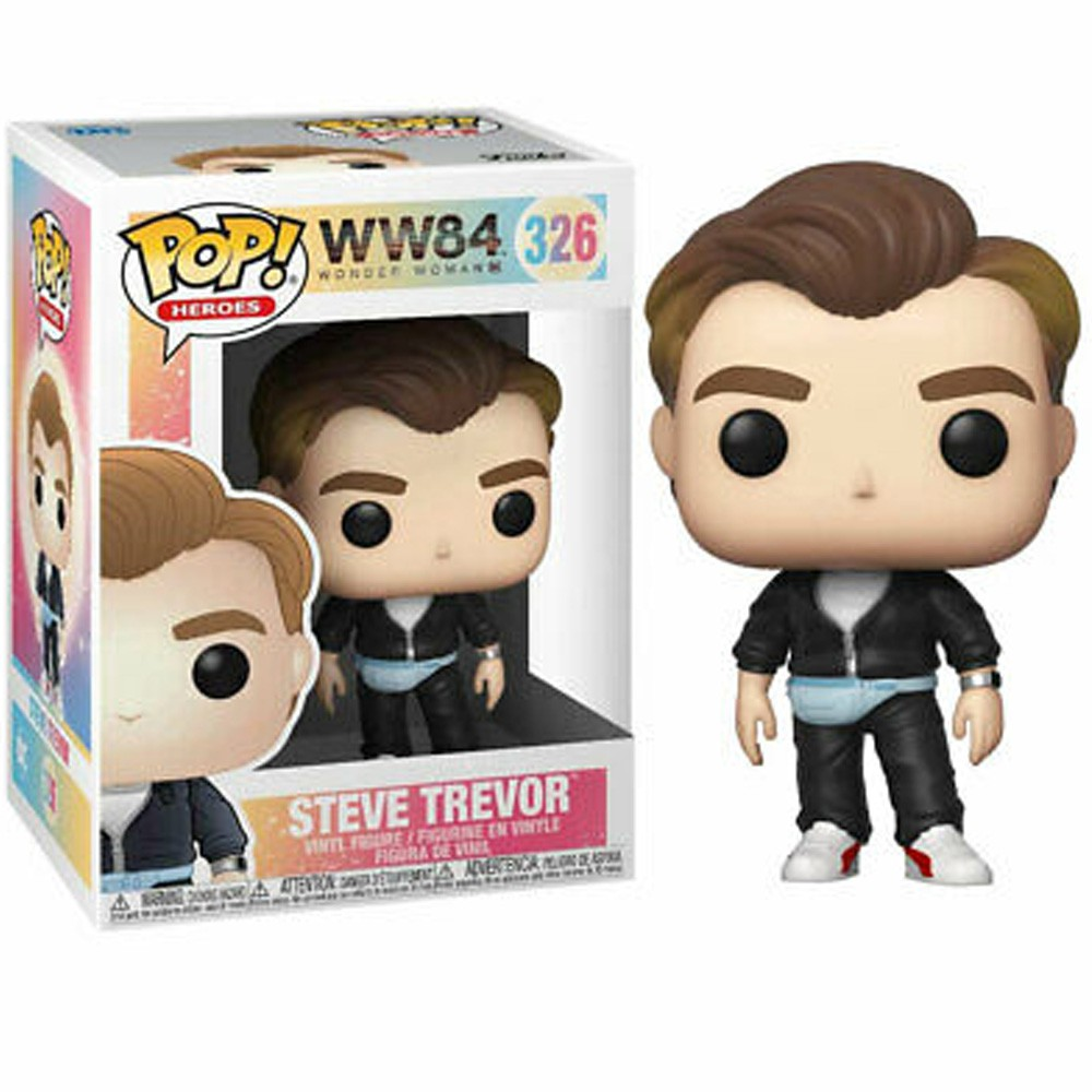 POP FUNKO 326 STEVE TREVOR WW84 WONDER WOMAN