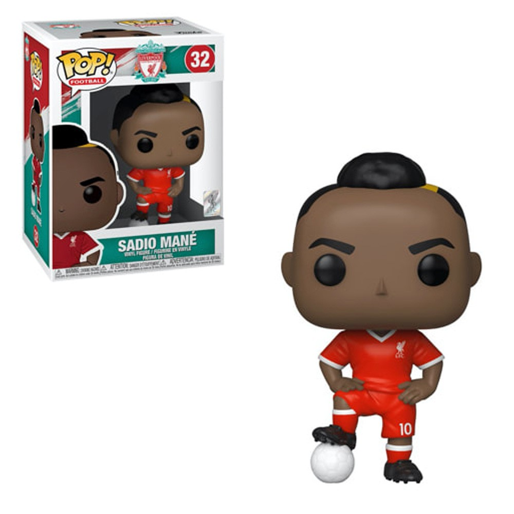 POP FUNKO 32 SADIO MANÉ LIVERPOOL