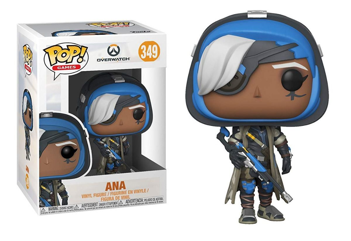 POP FUNKO 349 ANA / OVERWATCH