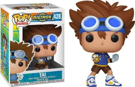 POP FUNKO 428 TAI DIGIMON