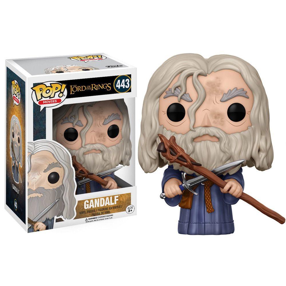POP FUNKO 443 Gandalf Lord Of The Ring Senhor dos Aneis
