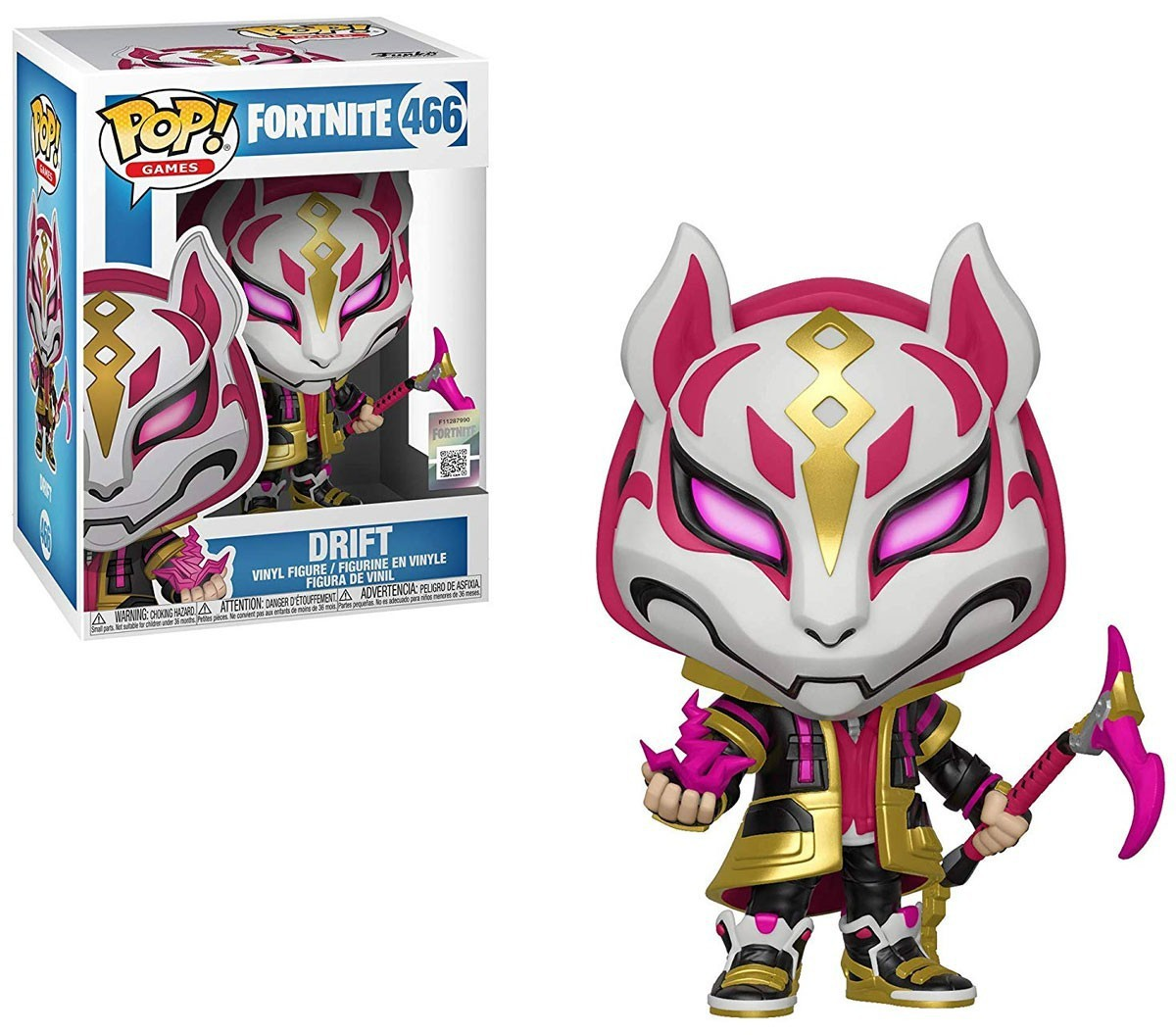 POP FUNKO 466 DRIFT FORTNITE