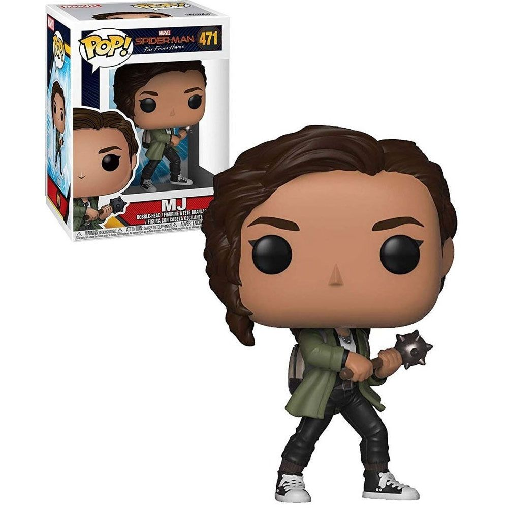 POP FUNKO 471 MJ SPIDER-MAN FAR FROM HOME