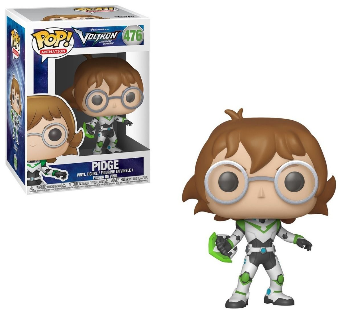 POP FUNKO 476 PIDGE VOLTRON