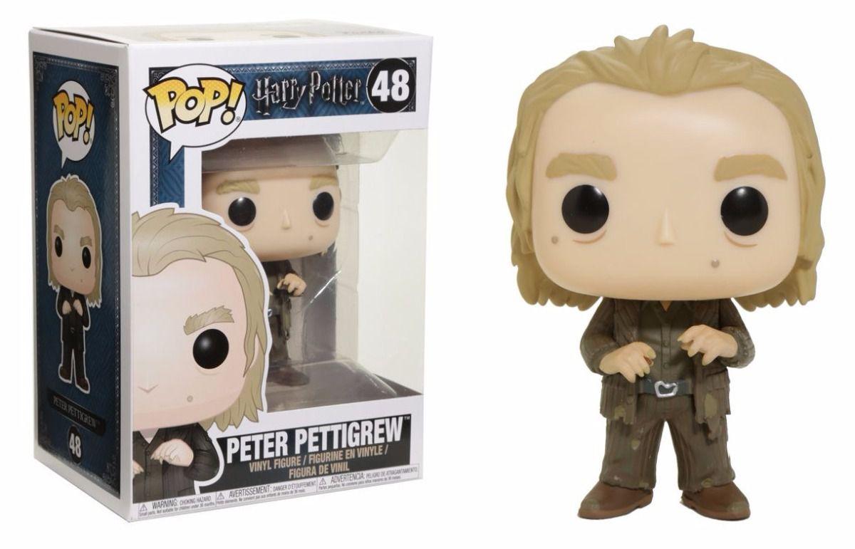 POP FUNKO 48 PETER PETTIGREW HARRY POTTER