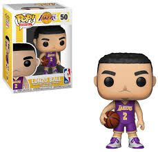 POP FUNKO 50 LONZO BALL LOS ANGELES LAKERS NBA