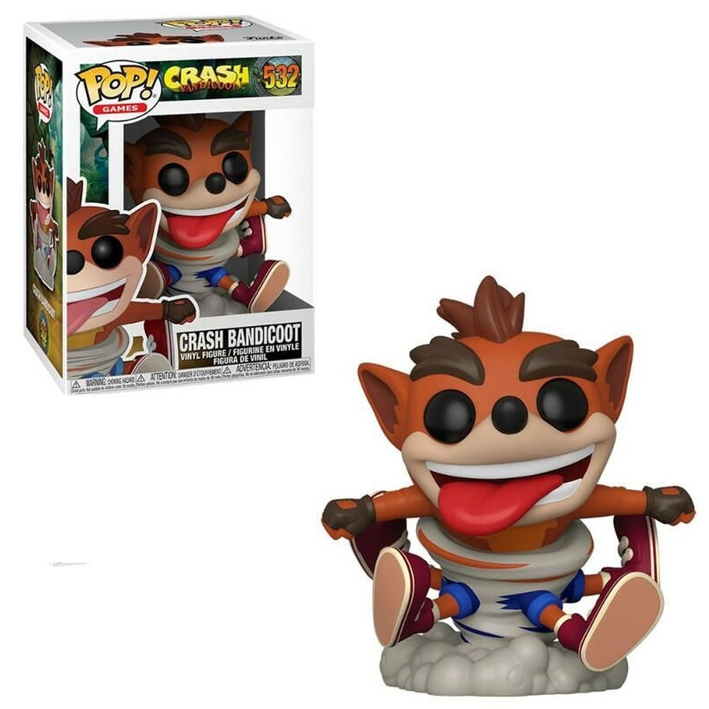 POP FUNKO 532 CRASH BANDICOOT