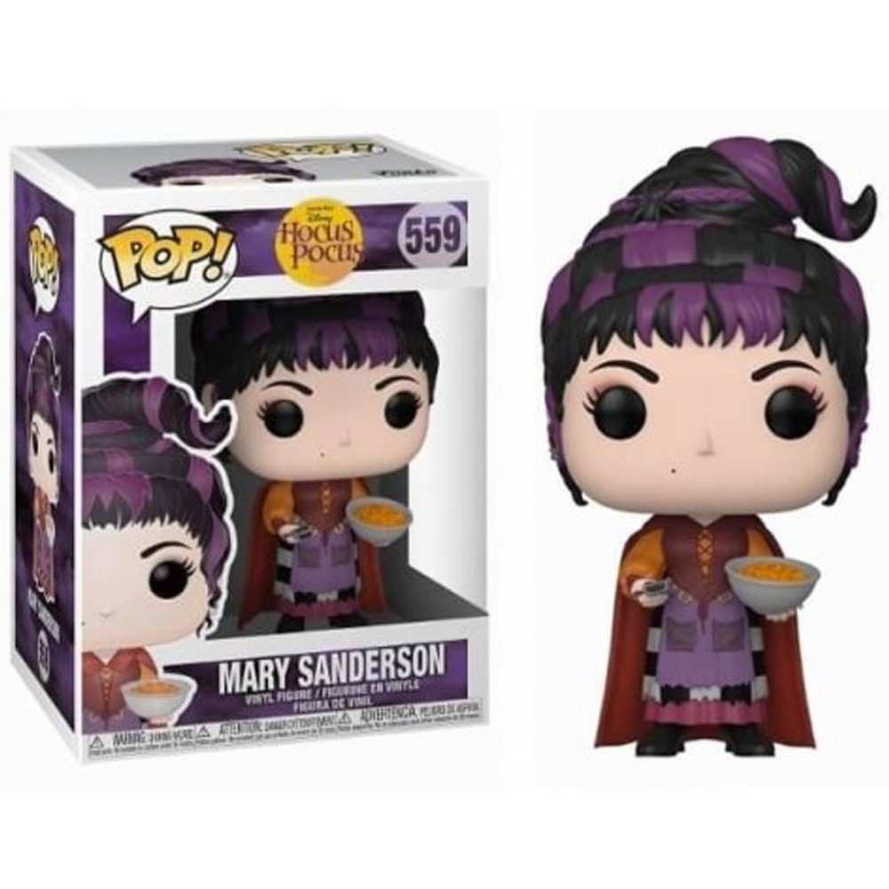 POP FUNKO 559 MARY W/CHEESE PUFFS HOCUS POCUS