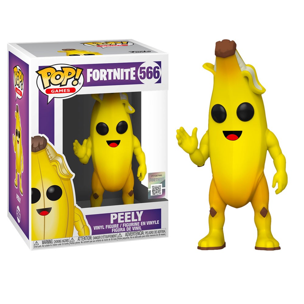 POP FUNKO 566 PEELY FORTNITE