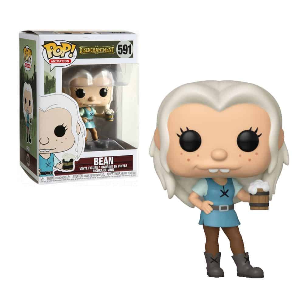 POP FUNKO 591 BEAN DISENCHANTMENT