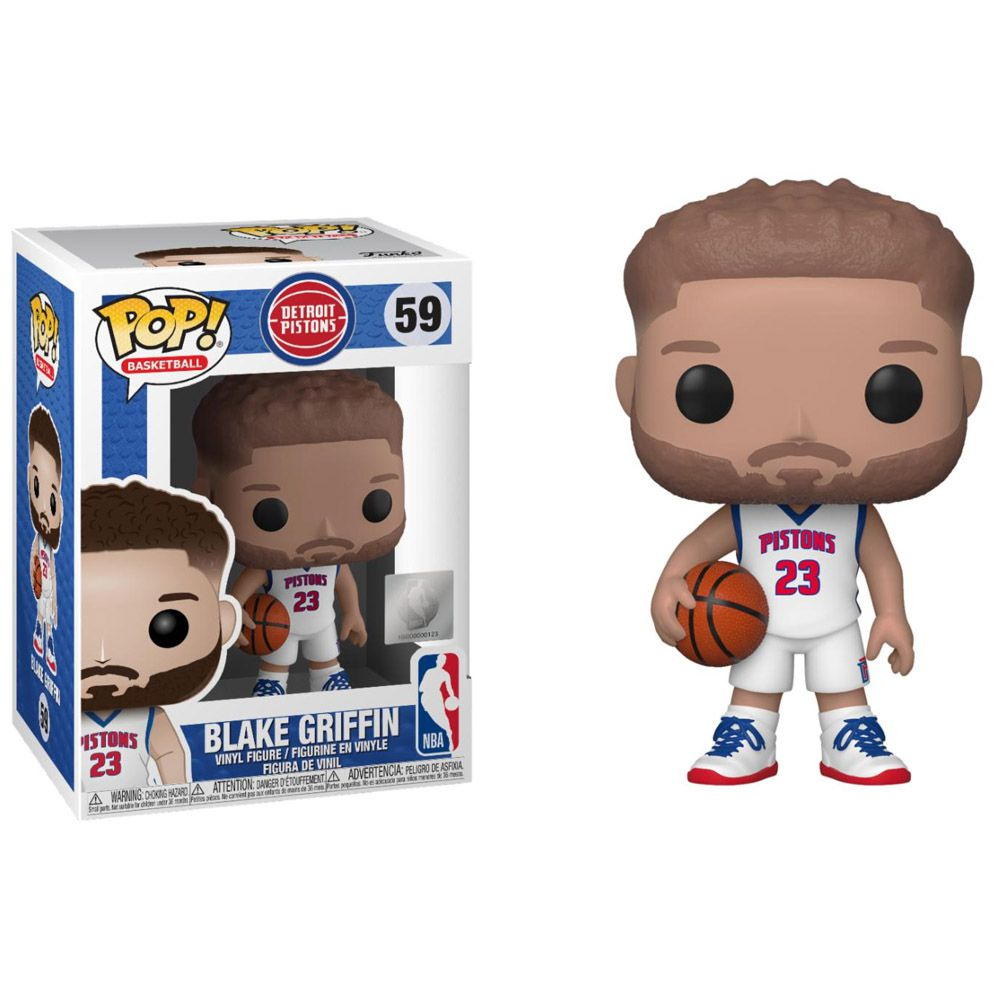 POP FUNKO 59 BLAKE GRIFFIN DETROIT PISTONS NBA