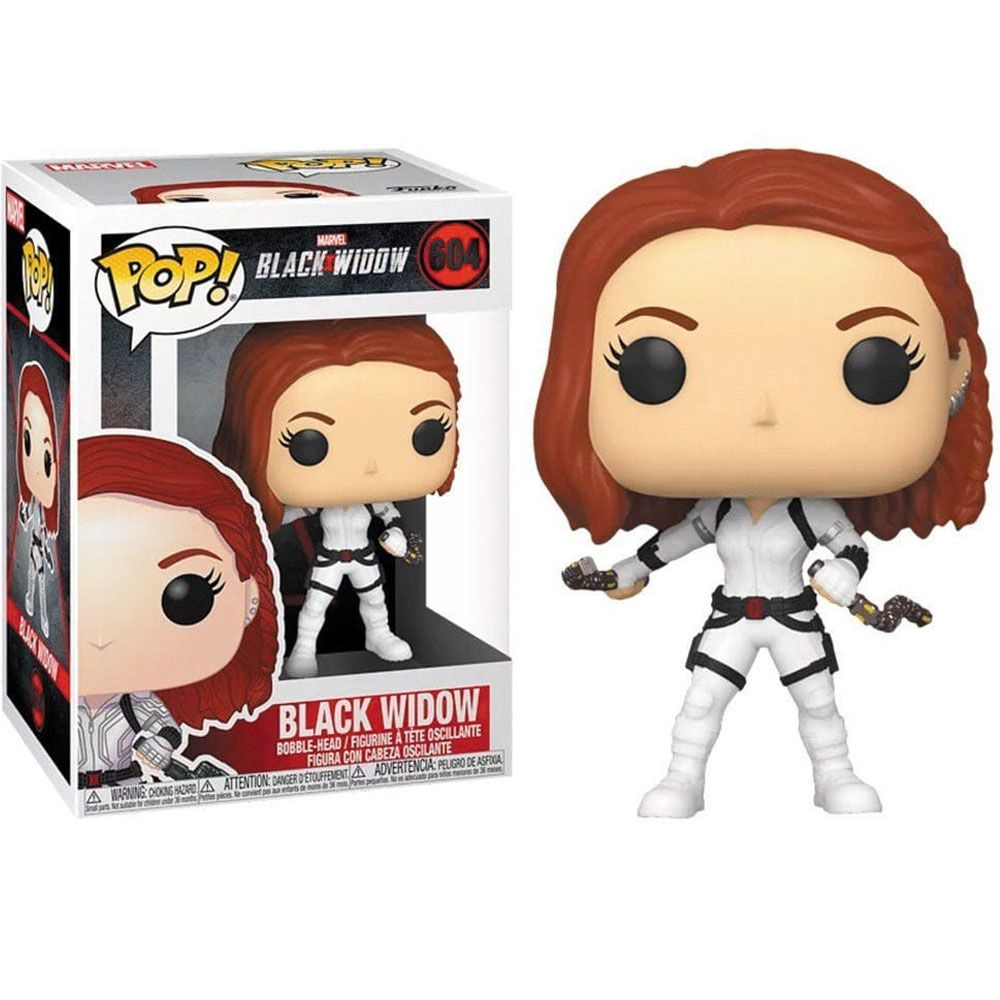 POP FUNKO 604 BLACK WIDOW